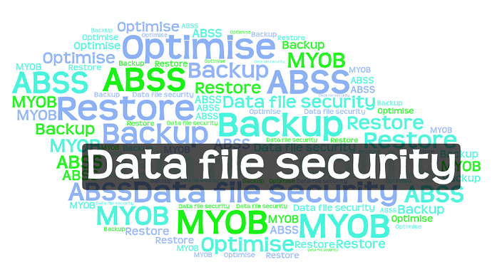 data file security