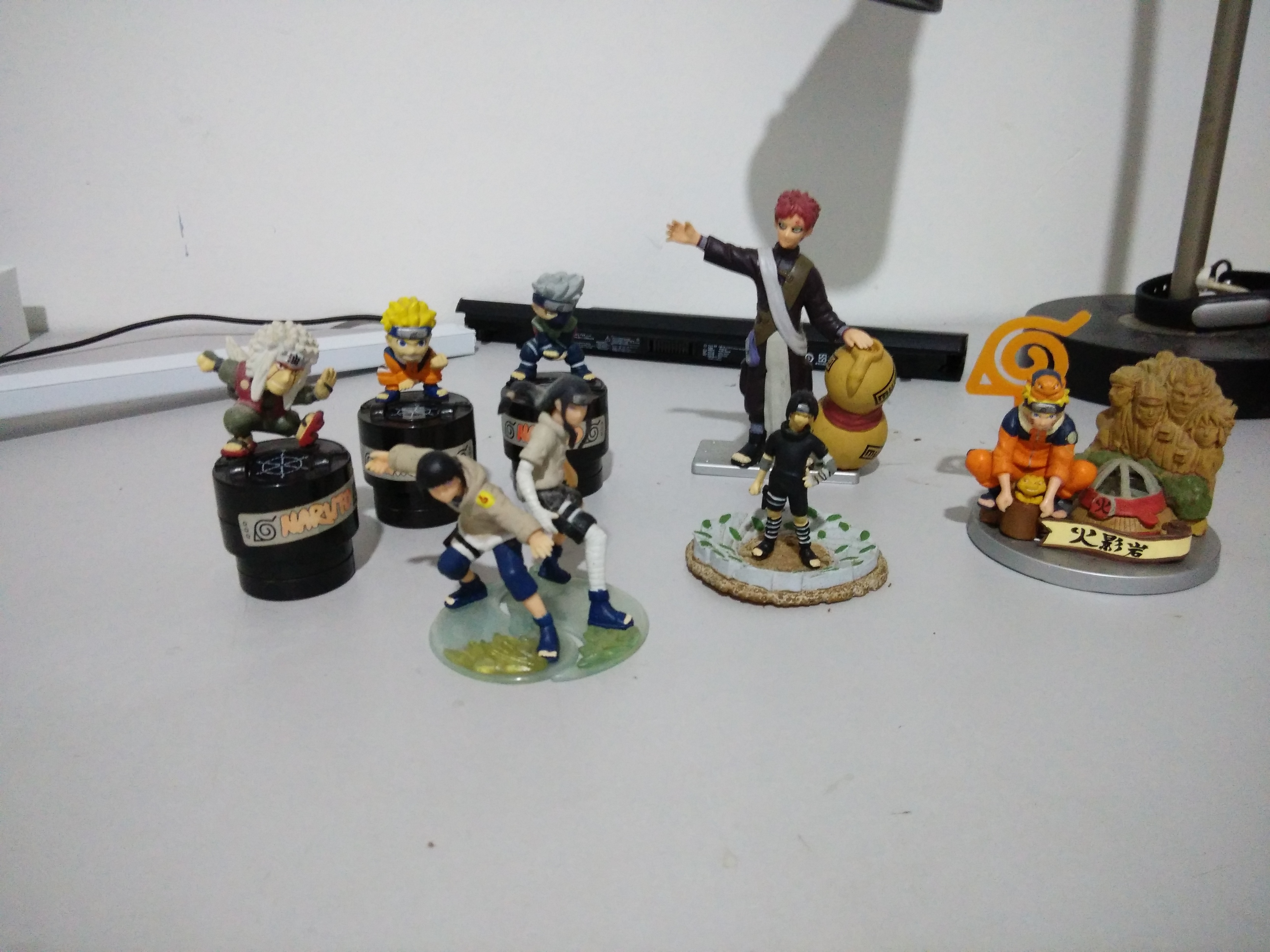Naruto toys garage sale Others Miri munity